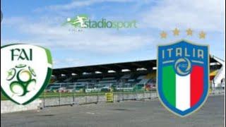 Irlanda U21 Italia U21 0-0 una partita combattuta