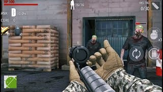 Zombie Fire - Android Gameplay FHD