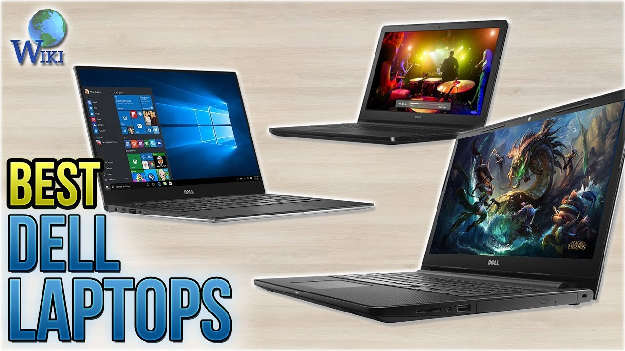 Top 10 Dell Laptops of 2019 | Video Review