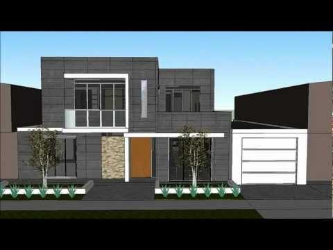 Planos de casas gratis modelos de viviendas modernas for Viviendas modernas