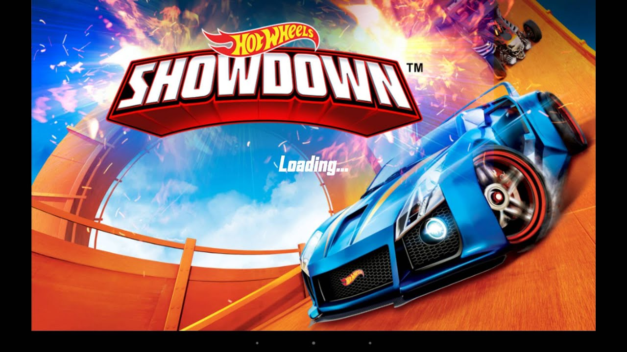 Hot Wheels Showdown - Hd Android Gameplay - Child Games -8590
