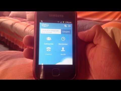 Skype para celulares