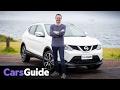 Nissan Qashqai Ti 2017 review | road test video