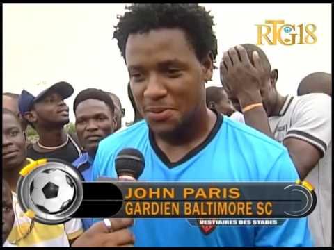 Haïti / Sport.- ASM Vs Baltimore: 0-0