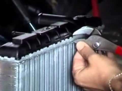 Pinzas para abrir radiadores
