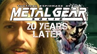Metal Gear Solid turns 20 in the U.S.