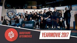 #HARDTOURS ERLEBEN ❤️  Yearmovie 2017 Hardtechno Edition