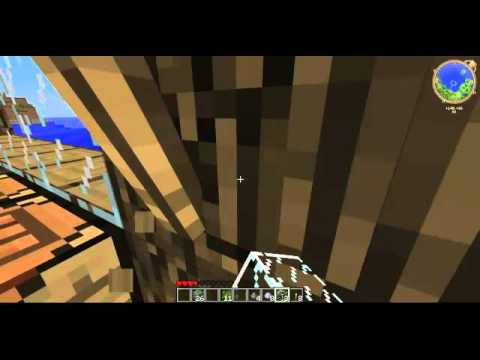 Minecraft Episode: 2 Mining and Home Decorating