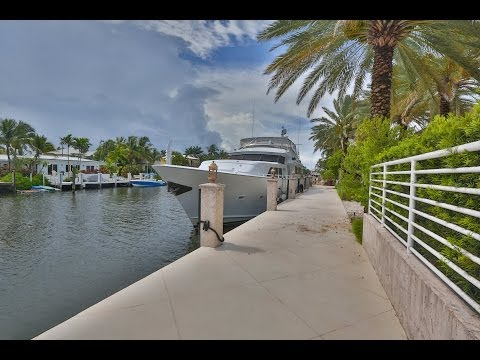 600 Isles of Palms Drive Fort Lauderdale, FL 33301