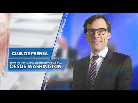 Club de Prensa de NTN24 / jueves 15 de noviembre de 2018