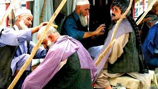 Талибы запретили барбершопы, бизнес и спорт