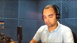 Comando 190 - Rádio Cidade Araxá, com Willian Tardelli, sexta-feira, 19 de setembro de 2014.