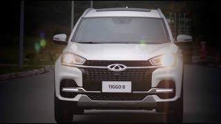 Chery Tiggo 8: SUV de 7 lugares para enfrentar Tiguan e Santa Fe - www.car.blog.br
