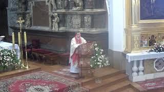 Misje parafialne - nauka ogólna, 13 września 2017, godz. 12.00