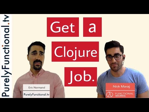 Get a Clojure Job