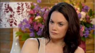 Ruth Wilson on This Morning 23-06-2010