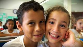 Une classe d'école guyanaise en partance pour Rome - Guyane 1ère