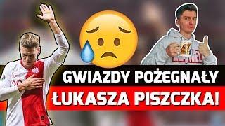 REAKCJE PIŁKARZY na ostatni mecz Piszczka!