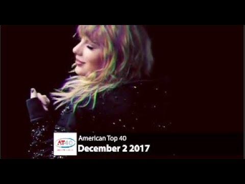 American Top 40 ~ December 2, 2017