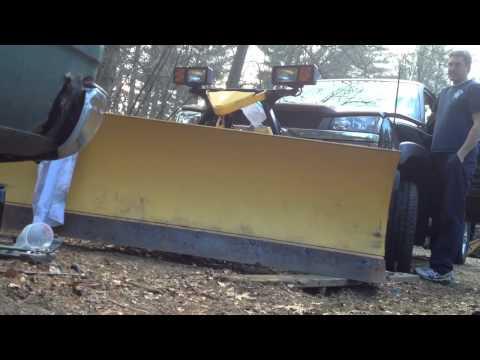 Plow Problems. Symptoms Of A Faulty Pickup Tube.