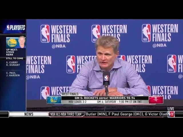 coach-steve-kerr-game-5-western-conference-finals-press-conference