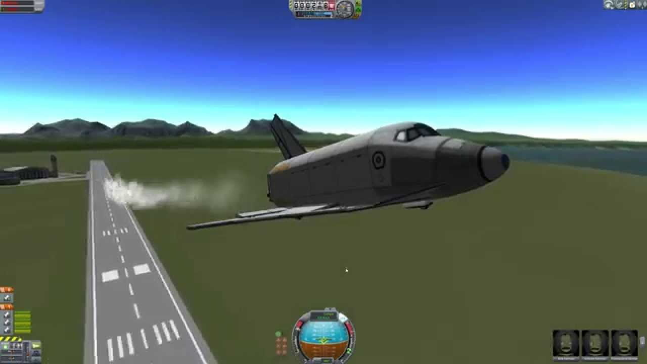 kerbal space program shuttle designs - photo #16