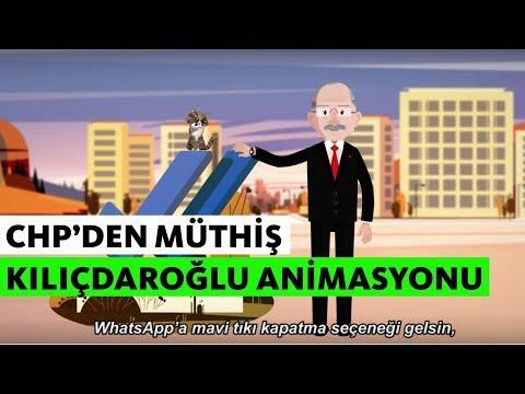 Kemal Kılıçdaroğlu Animasyon Film 2018