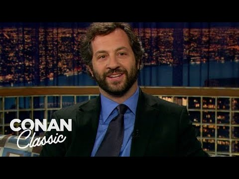"Why Judd Apatow Keeps Casting Seth Rogen & Jonah Hill - ""Late Night With Conan O'Brien"""
