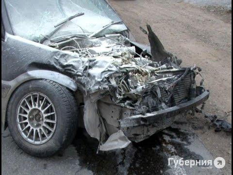 Пенсионер и грудной ребенок пострадали в аварии в Хабаровске.MestoproTV