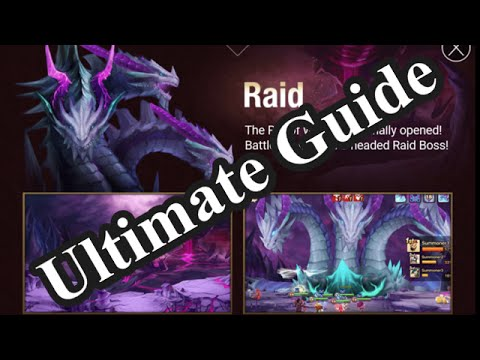 ULTIMATE GUIDE (Rift of Worlds) -- Summoners War