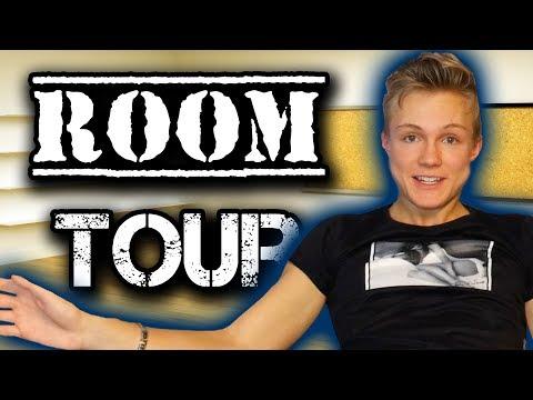 En dag i mitt liv/room tour 2017