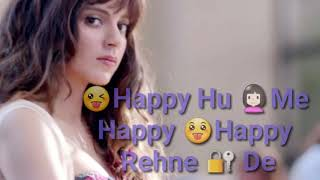 single rehne de - simran - whatsapp status video