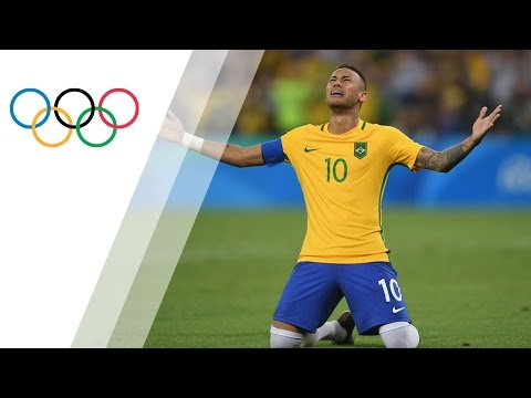 Neymar penalty seals gold for hosts   Rio 2016 Olympic Games