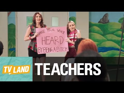 'The Teachers Are Back!' Season 2    Teachers on TV Land