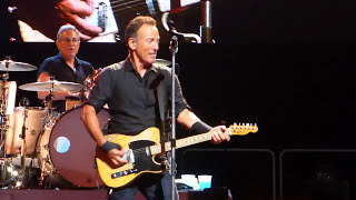 Bruce Springsteen - Ramrod - Perth 5 February 2014