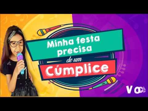CONVITE ANIMADO CUMPLICES DE UM RESGATE