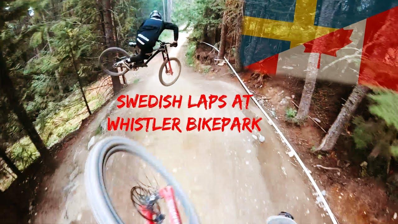 11e52e0a91b POV: Max Fredriksson And Friends Hot Lap The Whistler Bike Park | Teton  Gravity Research