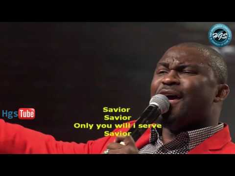 JUMBO MINISTRATION RCCG CANADA HOLY GHOST SERVICE 2017 - BEHOLD THE LAMB