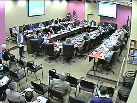 Board of Directors meeting, Oct. 18, 2017