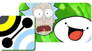 88-Pizza Party Podcast - Ft: TheODDS1SOUT- Rick & Morty Sauce in a PBS Kids CupHead