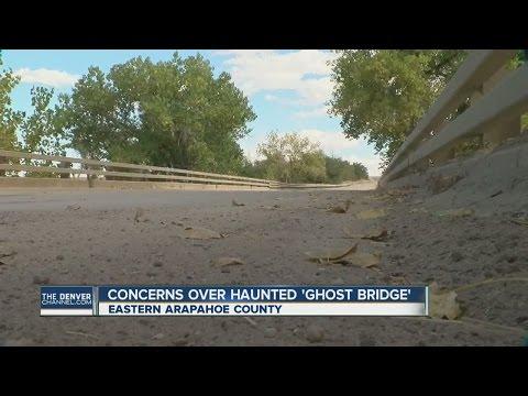 Reported haunted bridge in Arapahoe County drawing teens, concern from landowner