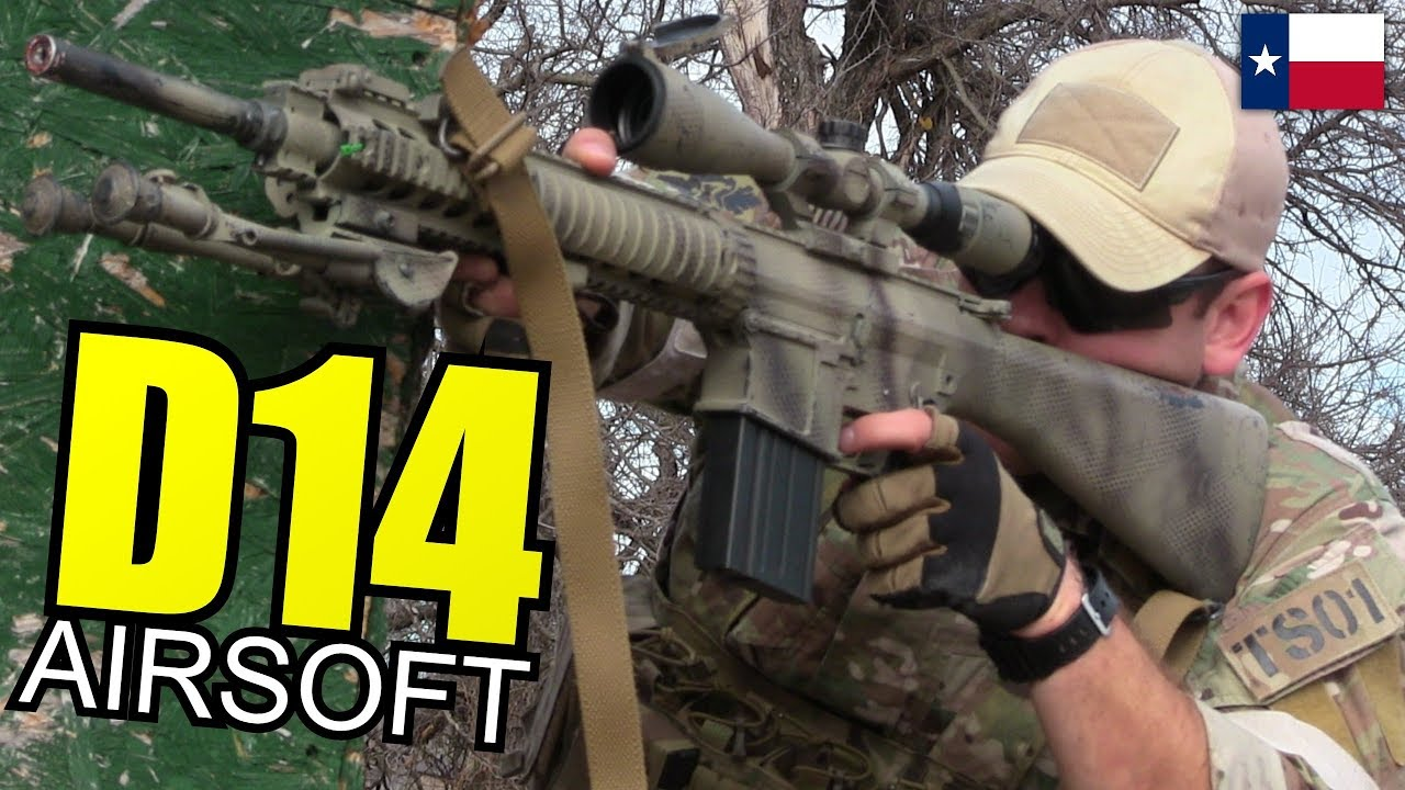 Download D14 Airsoft Gameplay - From Noobs to Die Hard Players