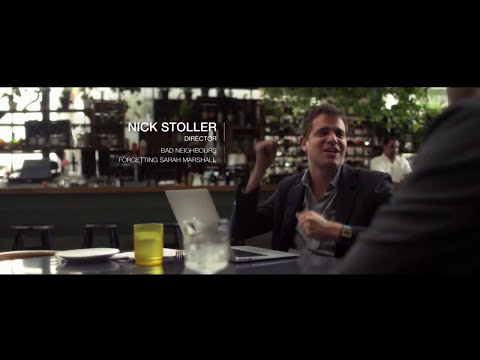 Los Angeles through Nick Stoller's eyes (Director)