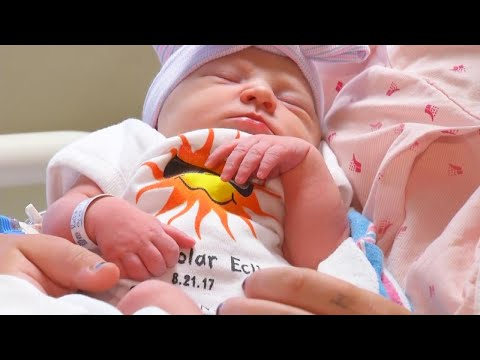 Meet the Babies Born During the Solar Eclipse