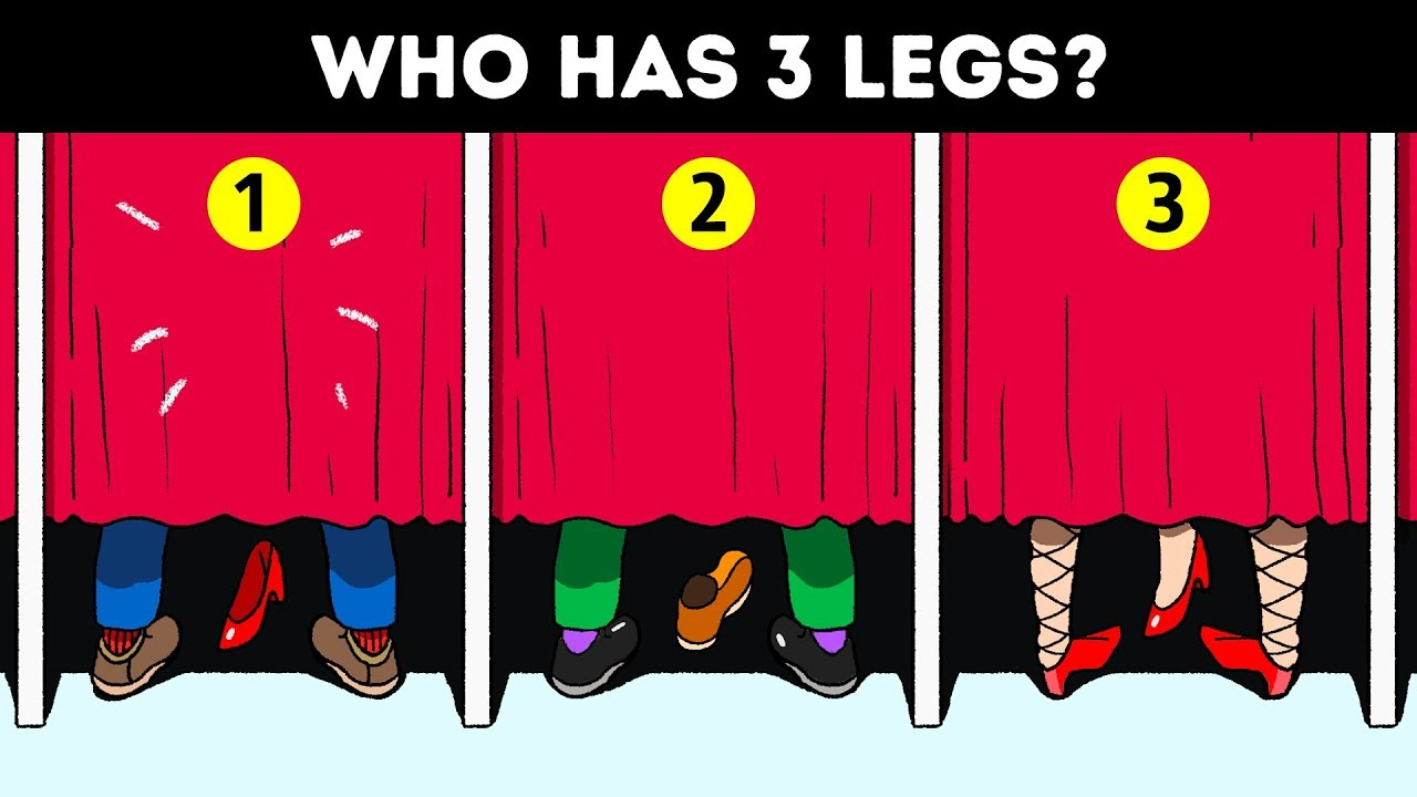 12 TRICKIEST RIDDLES THAT'LL PUSH YOUR MIND TO THE LIMIT
