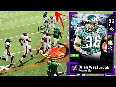 BRIAN WESTBROOK IS UNSTOPPABLE!! Madden 20 Gameplay