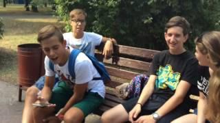 """Как реагируют мариупольцы на лозунг """"Слава Украине"""""""