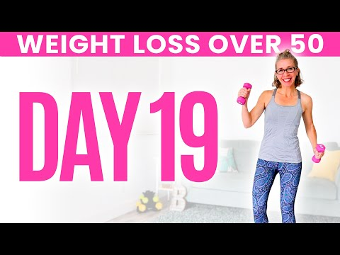 Weight Training - Full Body Workout for Women over 50 from YouTube · Duration:  21 minutes 28 seconds