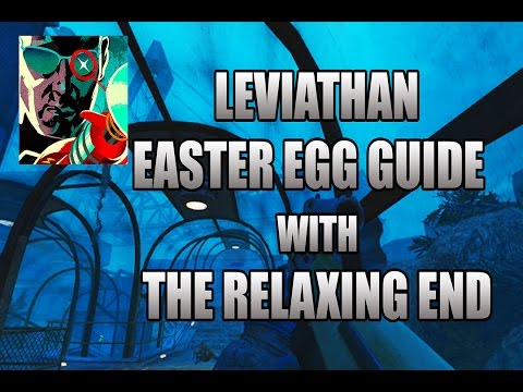 Custom Zombies Leviathan Easter Egg Guide with The Relaxing End | Call of Duty: World at War