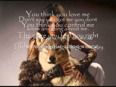 dance with the wolves with lyrics